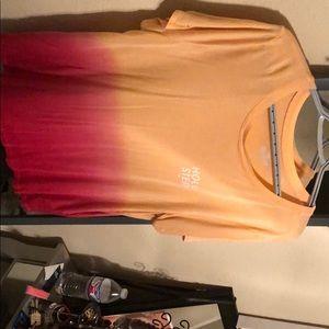 Hollister ombré shirt